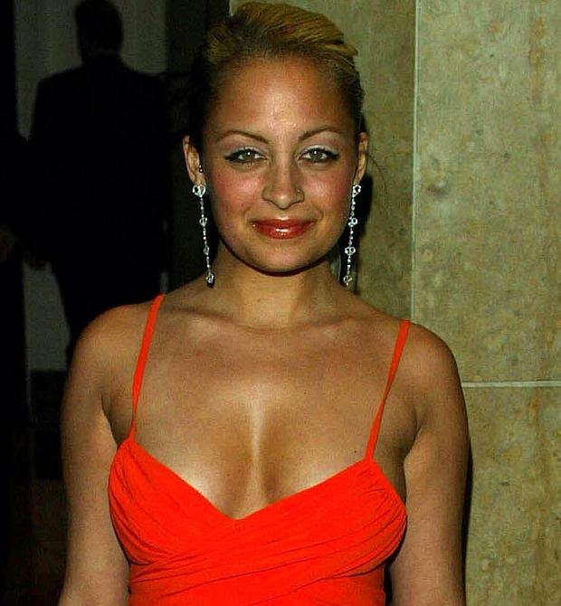 Nicole Richie w 2004