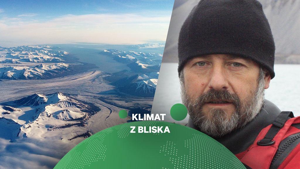 Polscy naukowcy w Arktyce, prof. UAM dr hab. Grzegorz Rachlewicz