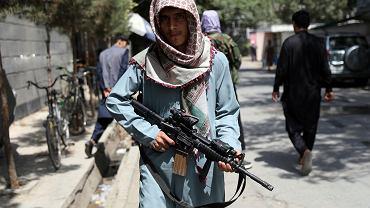 Talibowie na ulicach Kabulu
