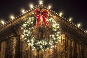 Ozdoby świąteczne: piękne wianki