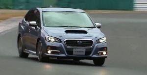 Subaru Levorg | Wideo