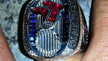Mistrzowski pierścień Red Sox