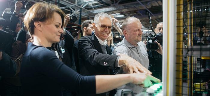 Opel ruszył z fabryką w Tychach. To co najmniej 500 miejsc pracy