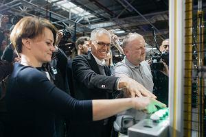 Opel ruszył z fabryką w Tychach. Będzie produkować kilkaset tysięcy silników rocznie