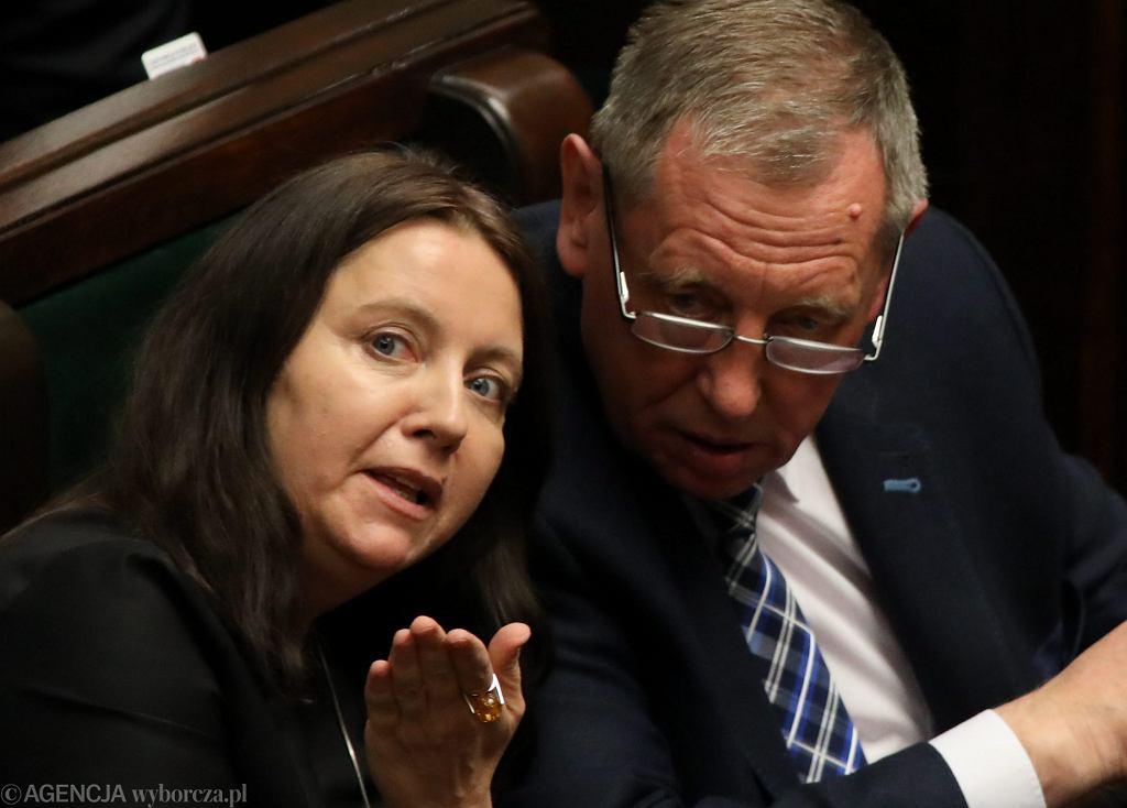 Posłanka Joanna Lichocka, 41 Posiedzenie Sejmu VIII kadencji, 11 maja 2017