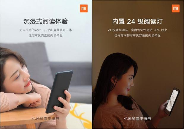 Xiaomi Mi Reader - czytnik e-booków