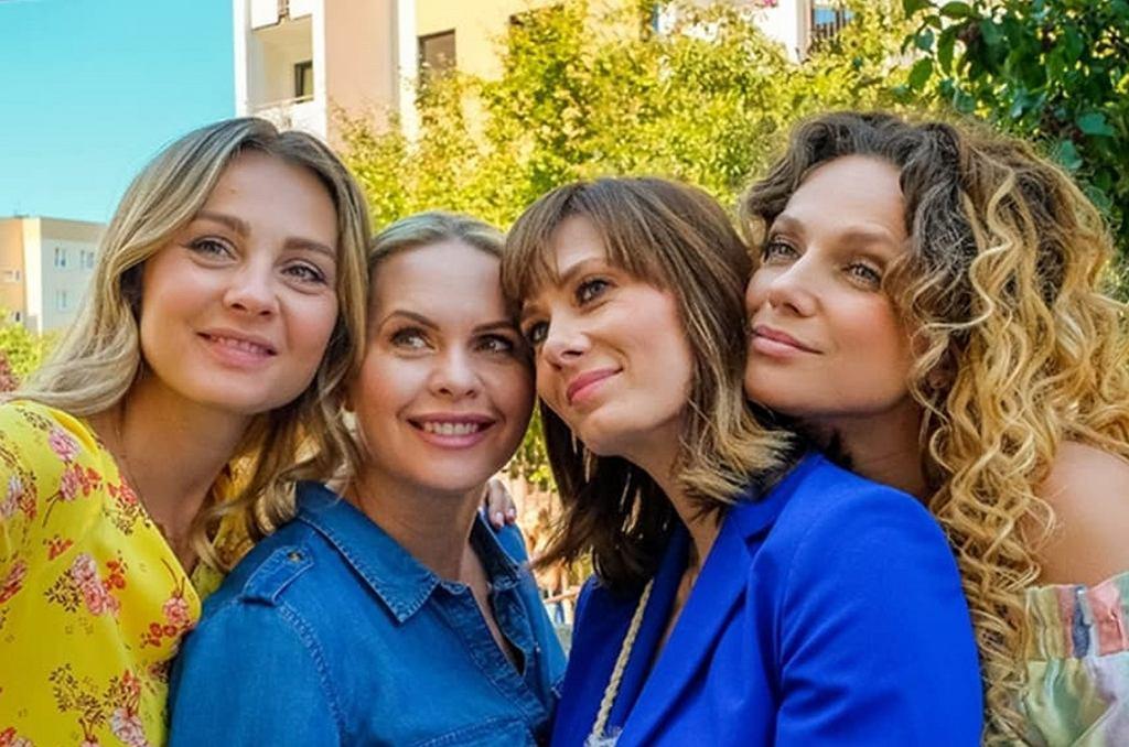 Joanna Liszowska pokazała co będzie w 15. sezonie 'Przyjaciółek'. Będzie sie działo!