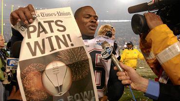Fatalne informacje z USA. Nie żyje legenda NFL David Patten. Miał 47 lat