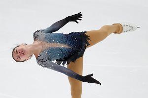 """Łyżwiarstwo figurowe. Alysa Liu najmłodszą mistrzynią USA. """"Fenomenalny talent""""[WIDEO]"""