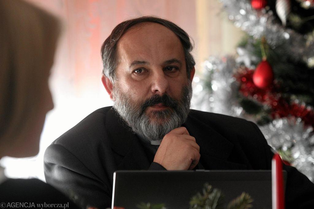 Ks. Tadeusz Isakowicz-Zaleski pozwany za tekst o księdzu pedofilu