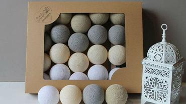 Cotton ball - lampki, które stały się hitem!