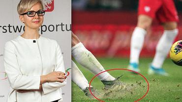 """Alicja Omięcka: """"Jeszcze nie zostałam odwołana"""". Ważą się losy prezes PGE Stadionu Narodowego"""