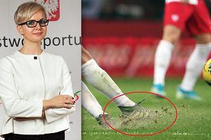 Za problemy z trawą zapłaciła stanowiskiem prezesa. Dymisja na PGE Narodowym