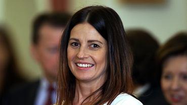 Danuta Dmowska-Andrzejuk, nowa minister sportu