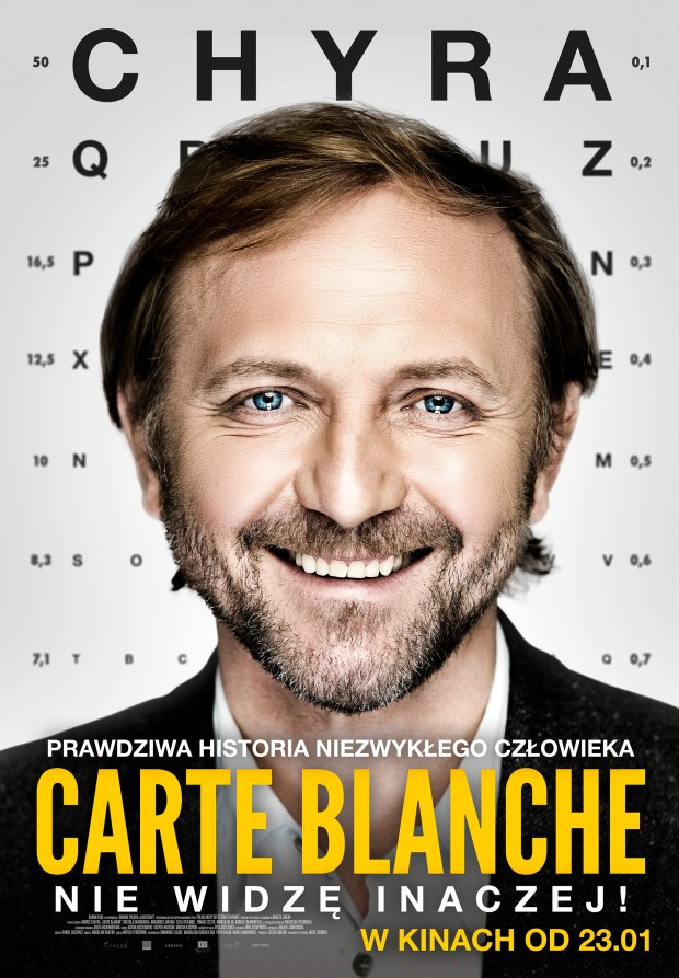 Carte blanche, Andrzej Chyra