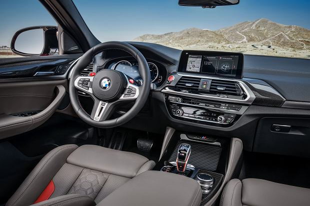 BMW X3 M i X4 M 2019