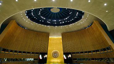 A 76-a sesiune a Adunării Generale a Națiunilor Unite