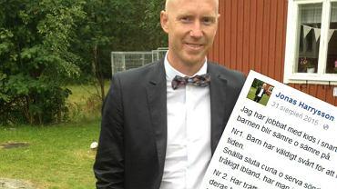 Szwedzki nauczyciel