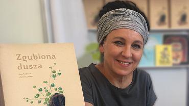 Olga Tokarczuk i książka 'Zgubiona Dusza'