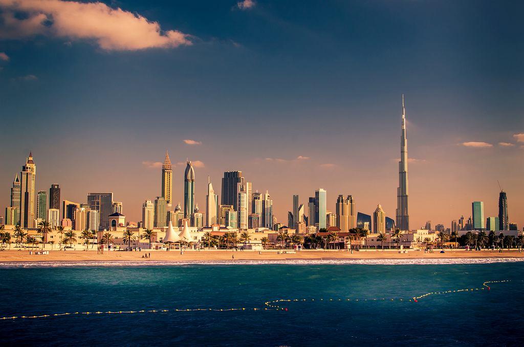 Dubaj - miasto drapaczy chmur