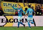 Niesamowity mecz Napoli. Cztery gole rywali anulowane! Asysta i uraz Zielińskiego