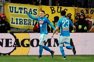 """Słynny klub chce zdemontować Napoli. """"Kusi Piotra Zielińskiego i Lorenzo Insigne"""""""
