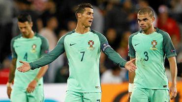 Cristiano Ronaldo z kolegami