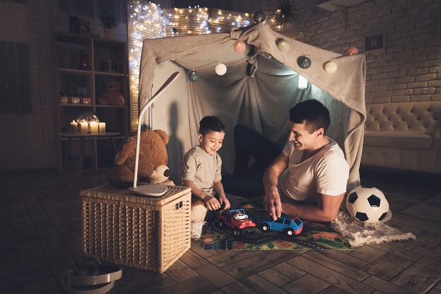 Socjolog: Młodzi mężczyźni często mówią o tym, że dla nich wzorem rodzicielstwa są ich matki, babki, ciotki, siostry