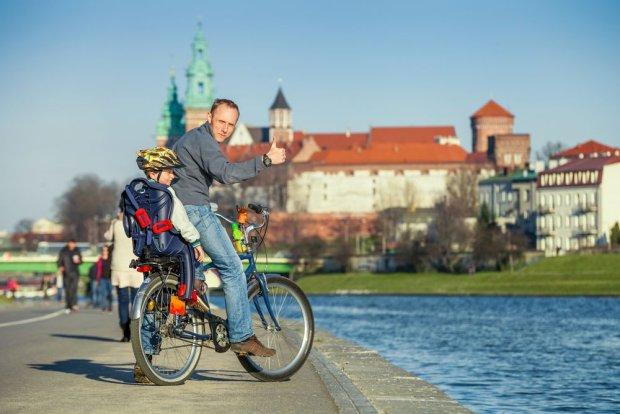 Z widokiem na Wawel/ Fot. Shutterstock