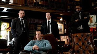 'Na noże' i jego brawurowa obsada. Na zdjęciu m.in. Chris Evans, Daniel Craig i Lakeith Stanfield