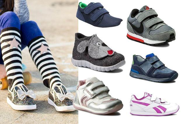 Szukamy niedrogich butów dla dziecka na jesień - modele za 100, 150 i 200 zł