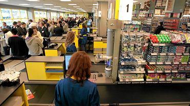 Najdroższa sznytka świata. 200 zł za bułkę w supermarkecie na Ursynowie