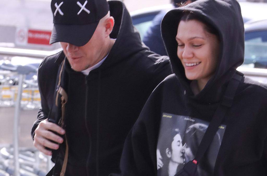 Channing Tatum i Jessie J