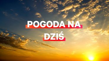 Pogoda na niedzielę 24 października. Mieszkańców południowej i centralnej Polski czekają przejaśnienia