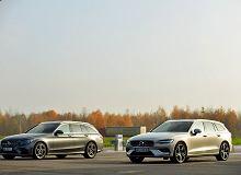Opinie Moto.pl: Mercedes C220d vs. Volvo V60 D4 - luksus z domieszką oszczędności