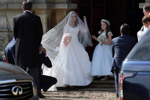 Ślub Geri Halliwell
