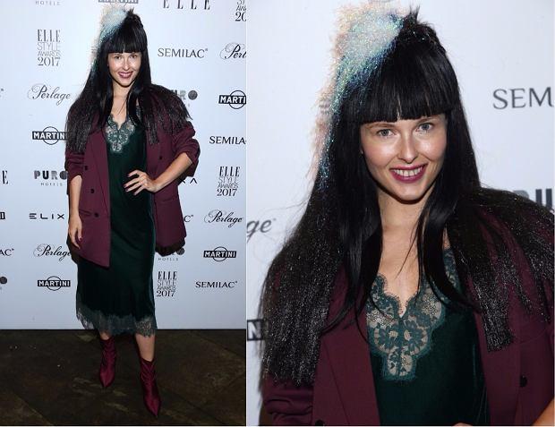 Zdjęcie numer 12 w galerii - Tłum gwiazd na Elle Style Awards. Stylizacja Halejcio... MASAKRA, ale przebiła ją Mielcarz. Kto jej TO doradził?!