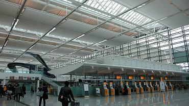 Lotnisko w Monachium