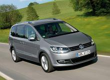 Kupujemy używane - Volkswagen Sharan II vs. Ford Galaxy II - dla dużej rodziny