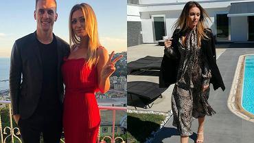 Arkadiusz Milik i Jessica Ziółek mają luksusową posiadłość