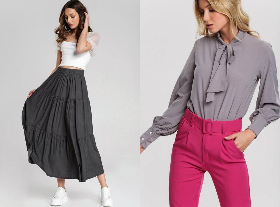 Spodnie i spódnice kolekcja wiosna 2020