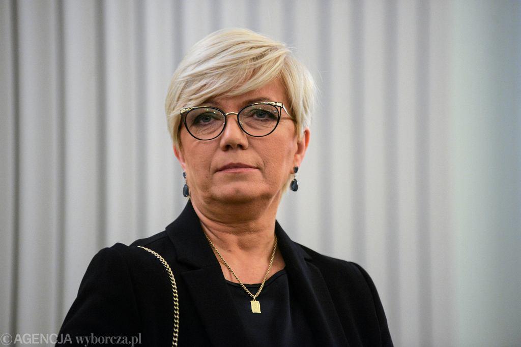 Julia Przyłębska, przewodnicząca trybunału