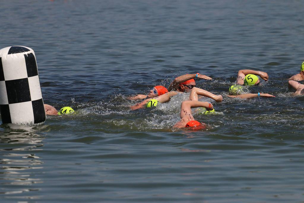 Mistrzostwa Warszawy w pływaniu open Water