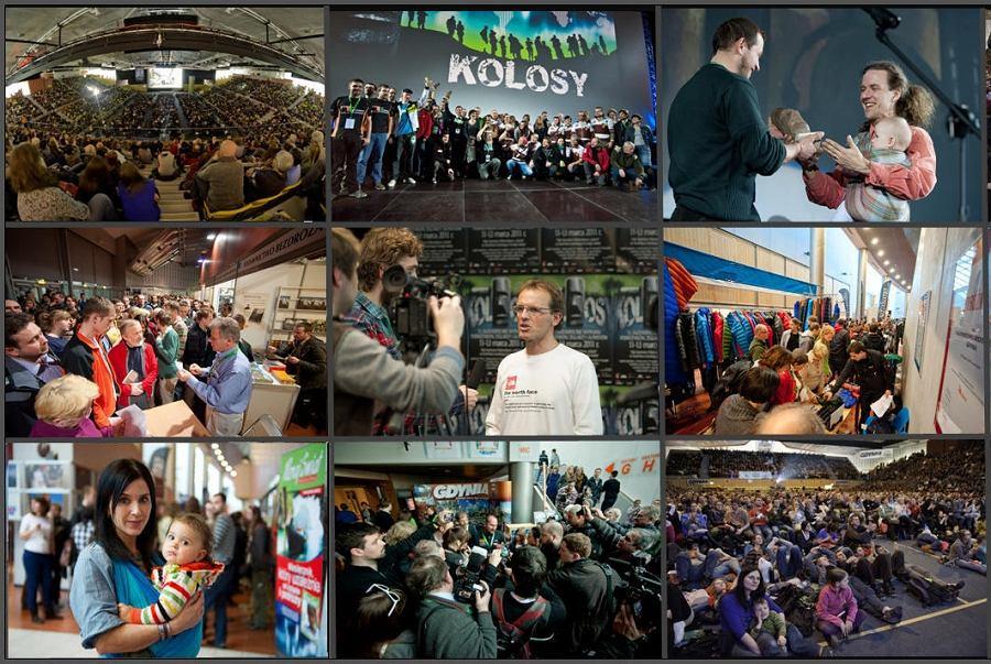 15. edycja Kolosów odbędzie się w dniach 7-9 marca w Gdyni