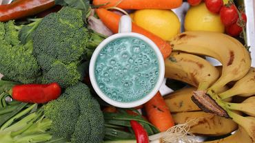 Warzywa - seler naciowy