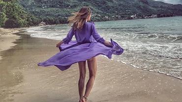 Anna Wendzikowska w bikini. Fanki: 'To niesprawiedliwe tak wyglądać po dwóch ciążach'