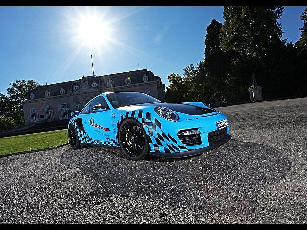 Wimmer GT2 RS