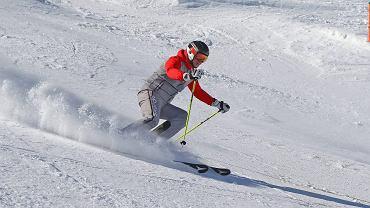 Andrzej Duda na nartach na Kasprowym Wierchu