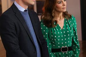 Książę William złamał protokół? Zapozował do selfie z dziewczynką z zespołem Downa