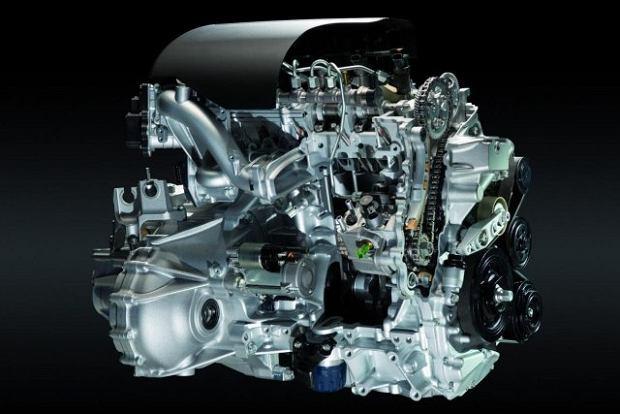 Nowy diesel Hondy
